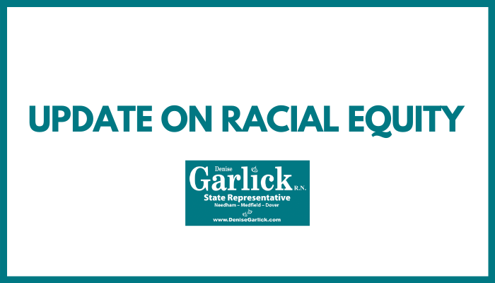 Update on Racial Equity