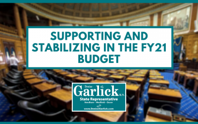Supporting and Stabilizing in the FY21 Budget