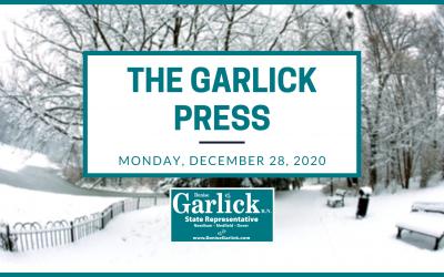 The Garlick Press – Monday, December 28, 2020