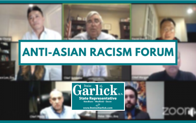 Anti-Asian Racism Forum Video Now Available