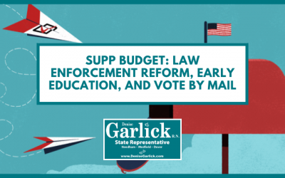 Funding Law Enforcement Reform and Early Education, Improving Voter Rights