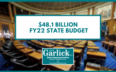 $48.1 Billion FY22 State Budget